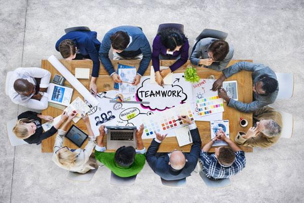 Data gedreven besluitvorming teamwork samen naar een data gedreven organisatie