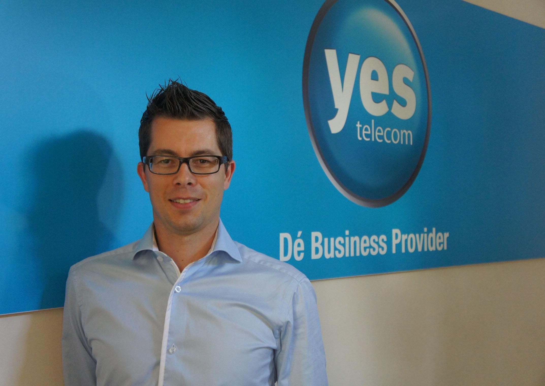 Klaas de boer - Yes Telecom - klant Infotopics