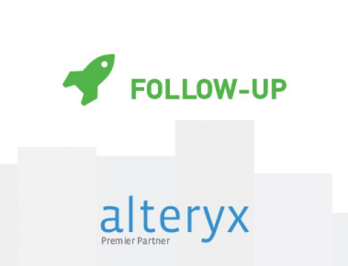 Alteryx Follow-up