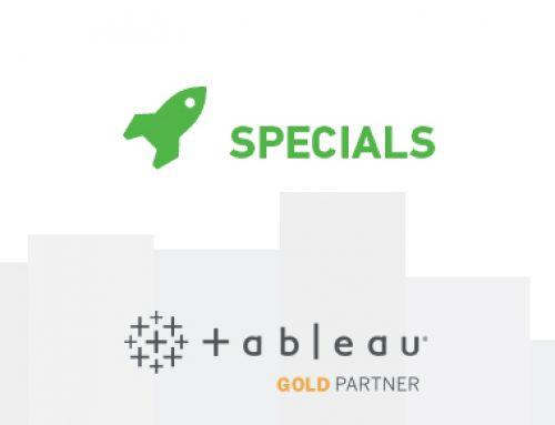 Tableau Specials