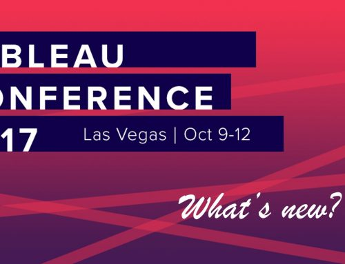 Tableau Conference 2017 What's New?