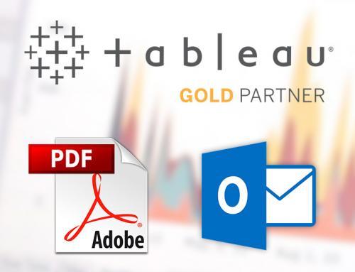 Tableau Dashboards voor al je collega's/externen op vaste tijden in de mail bezorgd