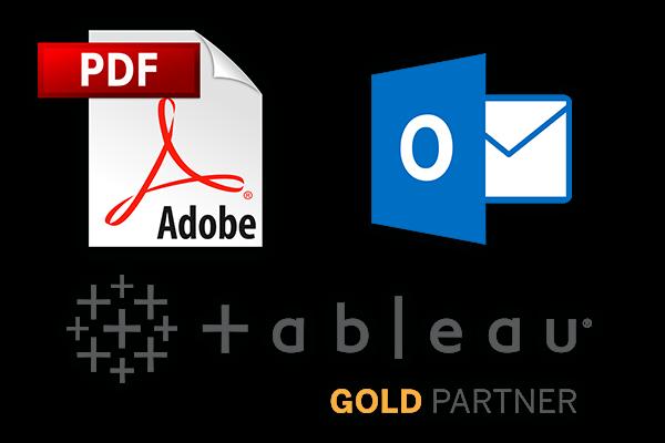 Tableau Server PDF Scheduler information request