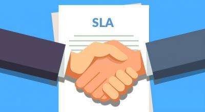 Tableau Server Service Level Agreement ( SLA )