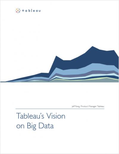Whitepaper Tableau - Data storytelling - Infotopics Tableau Gold Partner