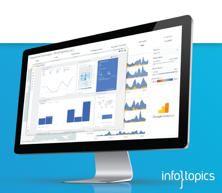 AppsforTableau Tableau Dashboard extensions en smart solutions by Infotopics #dashboardusage