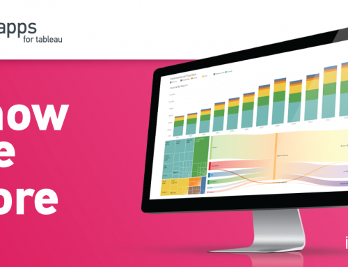 Infotopics Introduces AppsforTableau, the next step in data visualization