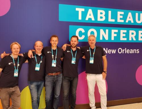 Tableau Conference 2018 Highlights (English)