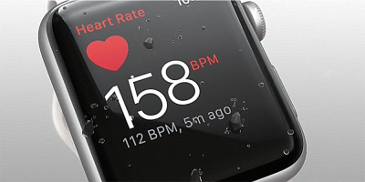 Blog Tableau visualiseren hartslaggegevens Apple Watch