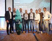 Infotopics Alteryx Benelux Partner of the Year 2019