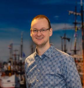 Coen Geeshink - Specialist Informatie-analyse