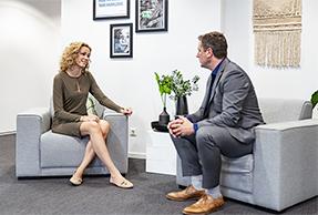 Emmy Heerdink - Programma Manager Infotopics | Björn Bruggink - Business Manager Infotopics