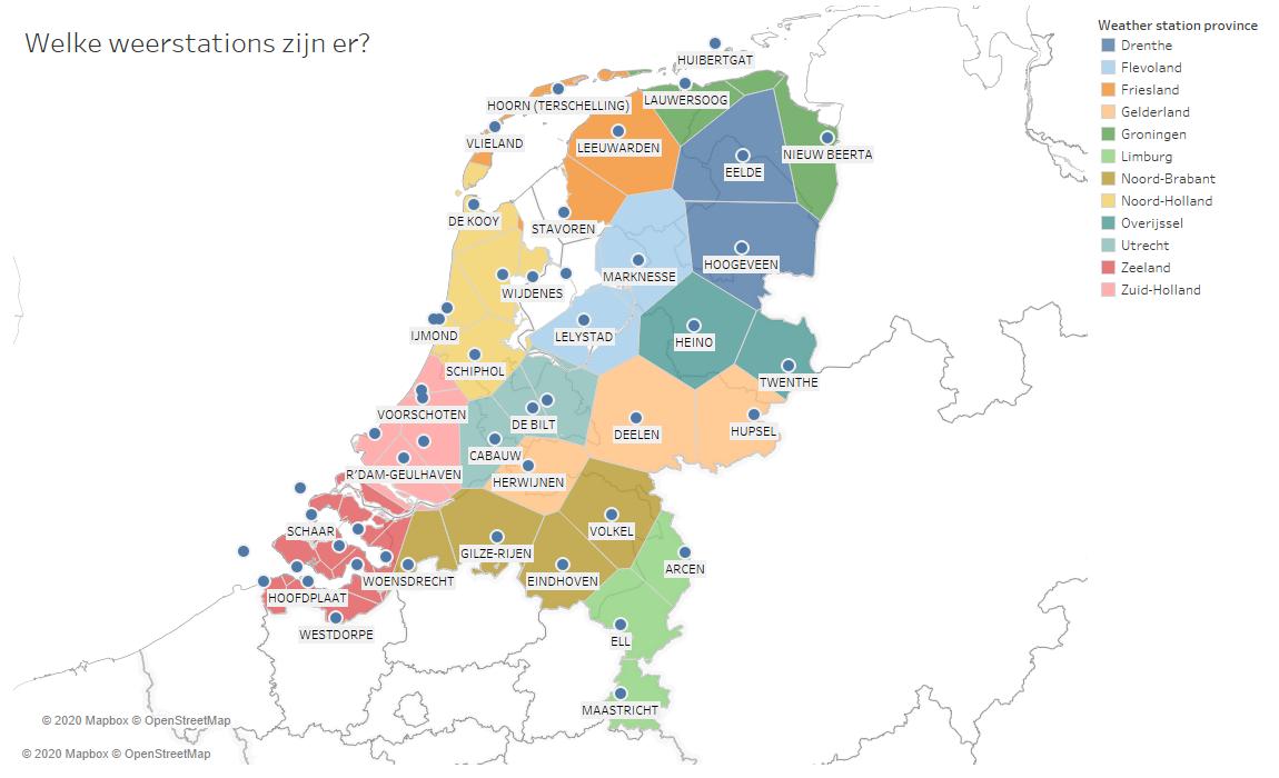 Blog over het weer gesproken - Weerstations Nederland