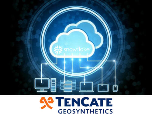 TenCate Geosynthetics: Dankzij Snowflake een doorlooptijd van 8 uur naar 8 minuten