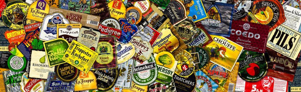 Beoordelingen voorspellen van bier - Bierlabels