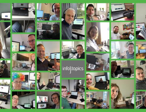 Zo werk je effectief samen met 50 collega's vanuit huis