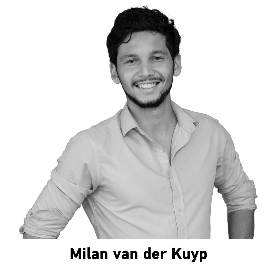 Milan van der Kuyp - Infotopics Academy