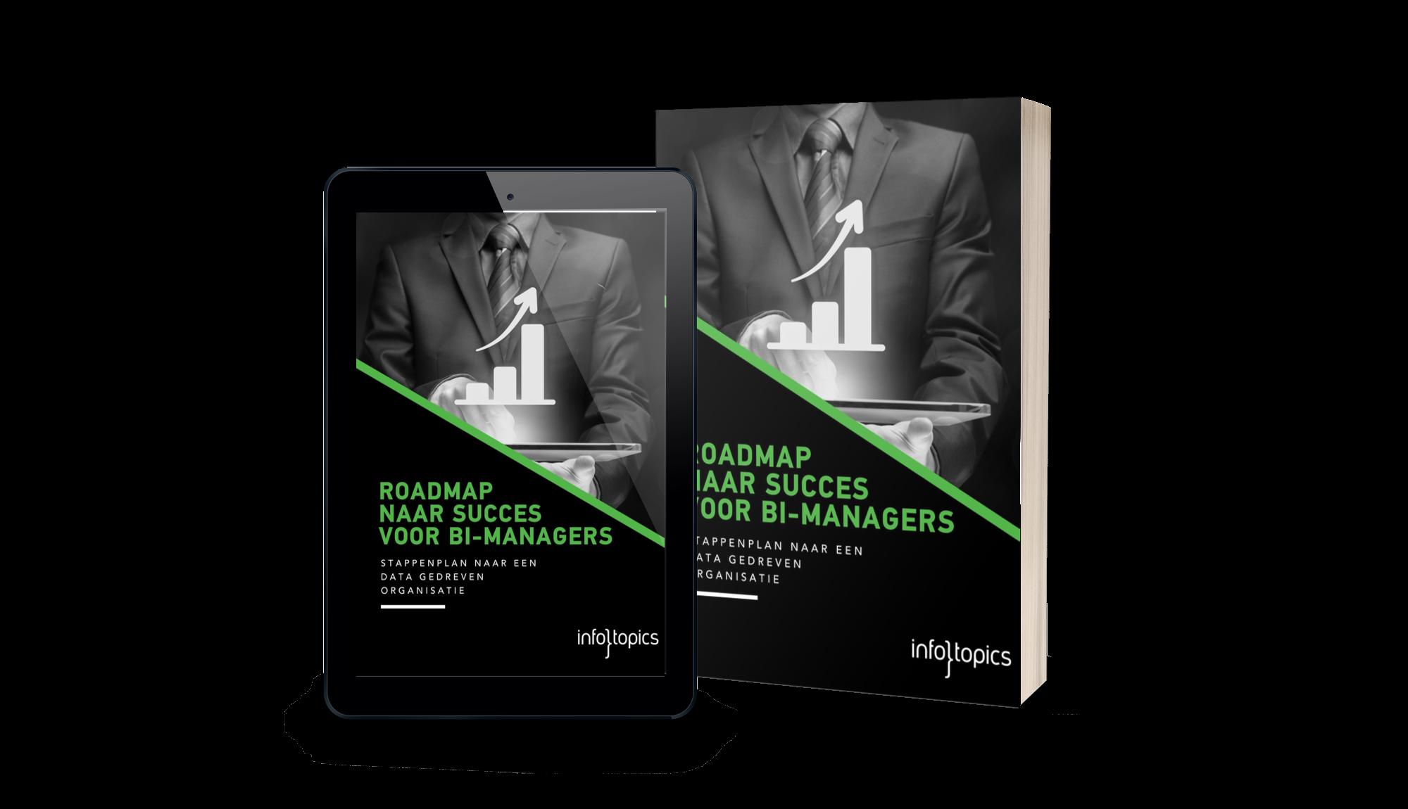e-book succes voor BI Manager