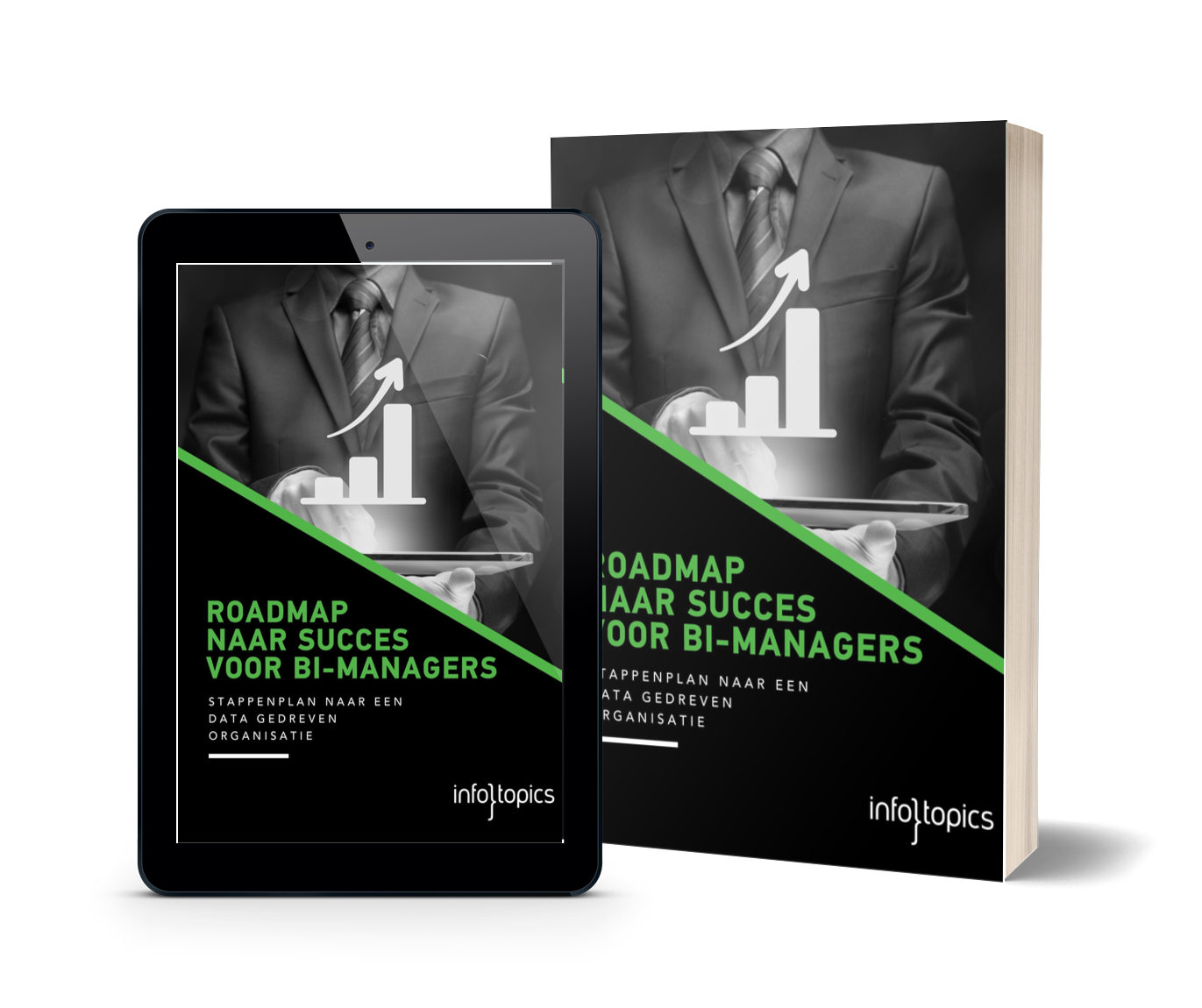e-book infotopics de roadmap naar succes voor bi managers