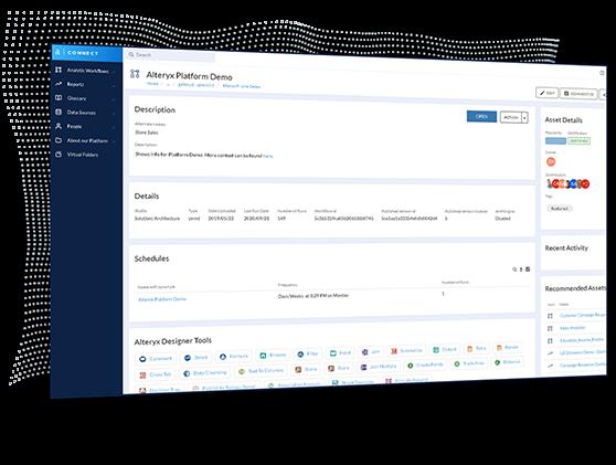 Alteryx designer - geautomatiseerde workflows voor datapreparatie en predictive analytics. De data analist en business user varen er wel bij