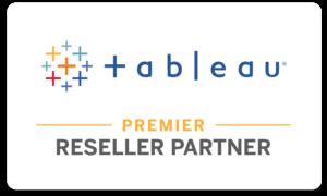 Tableau Gold partner met gecertificeerde en gekwalificeerde consultants, trainers en specialisten